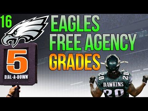 Philadelphia Eagles Free Agency Grades - Eagles 5th Down Ep. 16