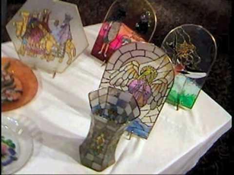 Vitrales2 doovi for Utilisima espejos decorados