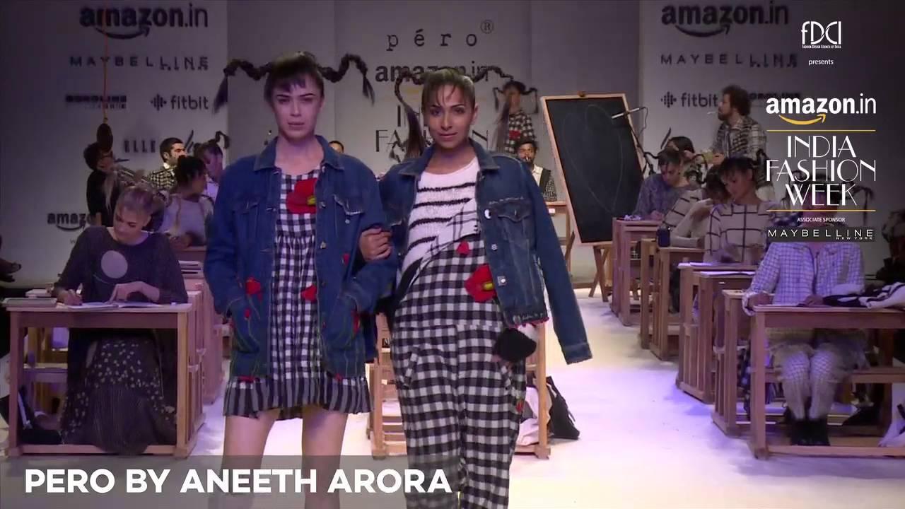 DESIGNER ANEETH ARORA Fashion in the 19th