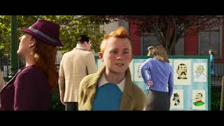 (1) Tintin and Snowy: The Adventures Of Tintin (2011) - THAT SCENE