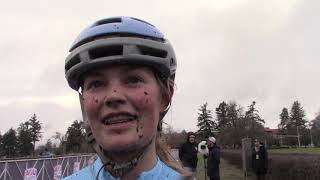 Mia Aseltine: 2019 Junior Women 15-16 Cyclocross National Champion