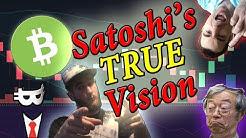 Satoshi's (True) Vision! Bitcoin Cash Hard Fork Trade Strategy!