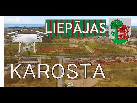 Liepājas Karosta / LATVIA / PHANTOM 4