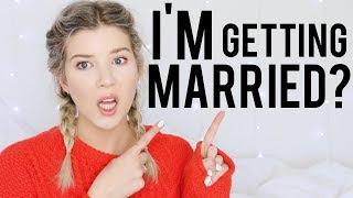 I'M GETTING MARRIED?!?! | Meghan Rienks