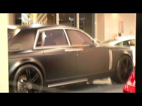 Abu Dhabi Cars-Rare Rolls Royce Phantom!