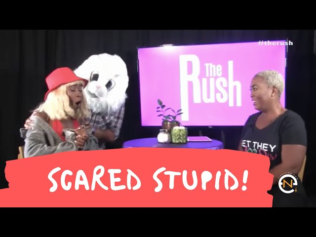 A Flare For Scare!| Scared Stupid!- The Rush