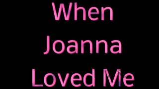 When Joanna Loved Me .. Paul Desmond ..Tony Bennett