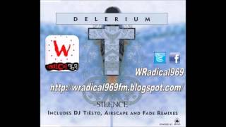 Delerium featuring Sarah Mclachlan - Silence (Airscape Remix Edit) - WRadical969
