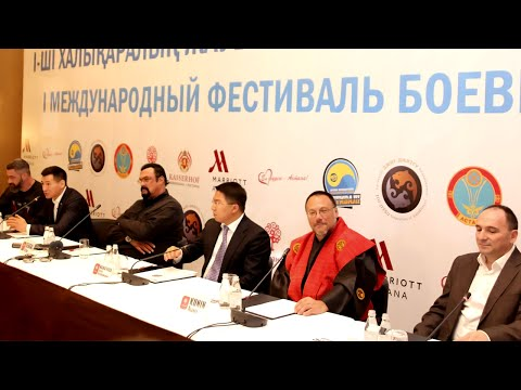 PRESS CONFERENCE -  KAZAKHSTAN 2015