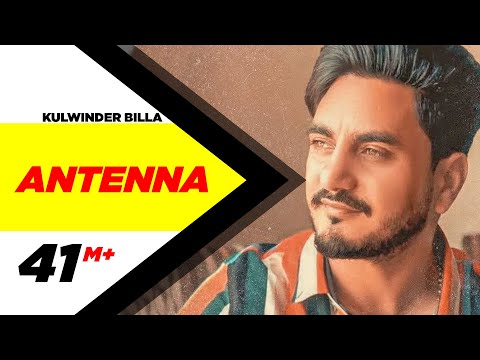 Thumbnail: Antenna (Full Video) | Kulwinder Billa | Latest Punjabi Song | Speed Records
