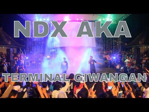 NDX AKA - Terminal Giwangan (Live in FKY 29 Kota Jogja 2017)