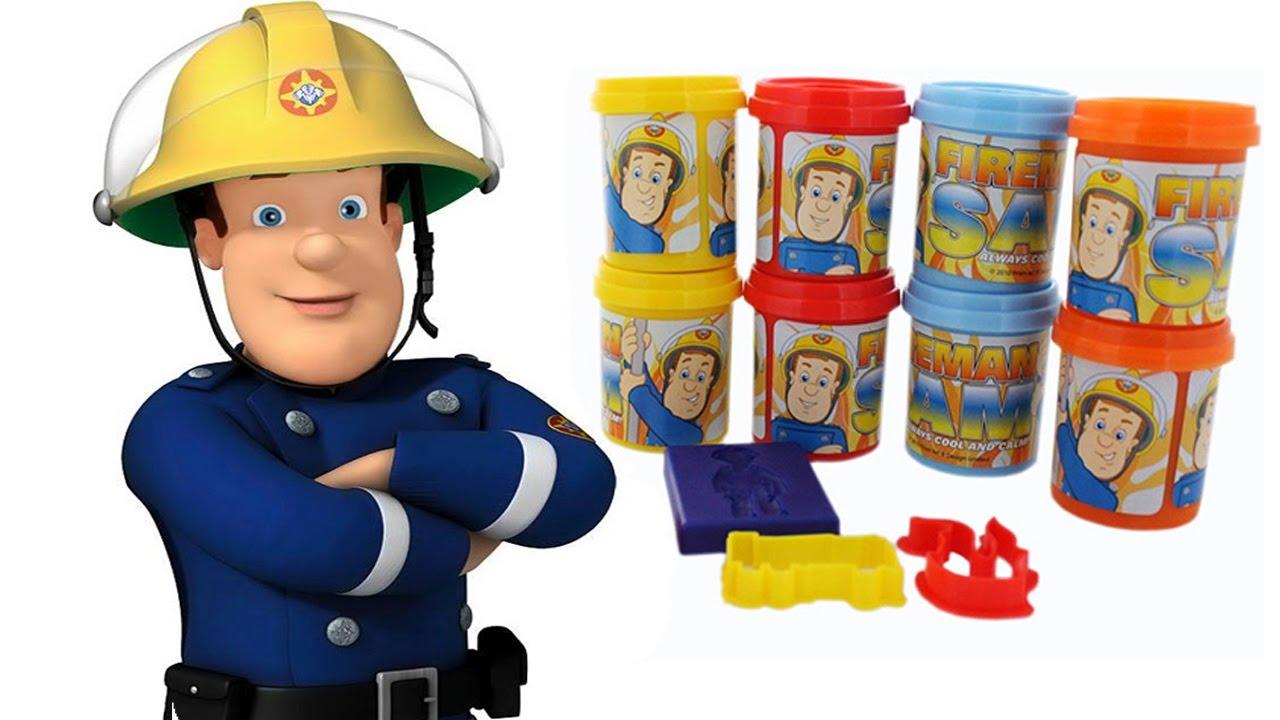 Sam Il Pompiere Italiano Facciamo Sam Il Pompiere Con La Pasta