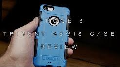 iPhone 6 Trident Aegis Case Review!