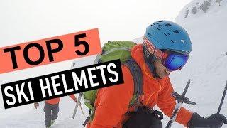 Ski Helmet - BEST 5: SKI Helmets 2019