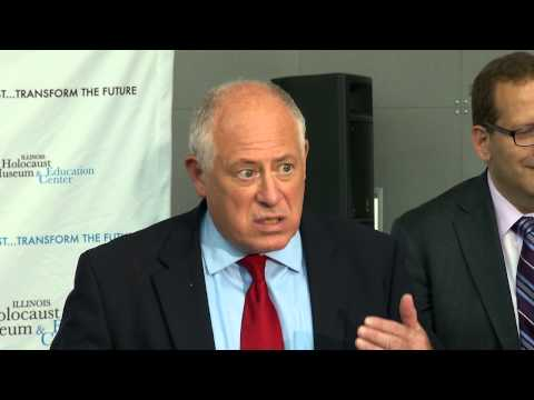 Governor Quinn Signs Legislation to Expand the Holocaust and Genocide Commission