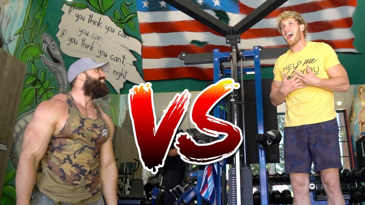 Challenging Logan Paul And Youtubers From The Clout House To A Pushup Contest Who Won Youtube Pat mcafee reacts to logan paul vs floyd maywether jr boxing announcement. challenging logan paul and youtubers from the clout house to a pushup contest who won
