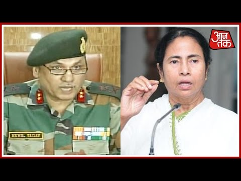 Army Rebuts Mamata's Allegation Of Wrongful Troop Deployment In West Bengal