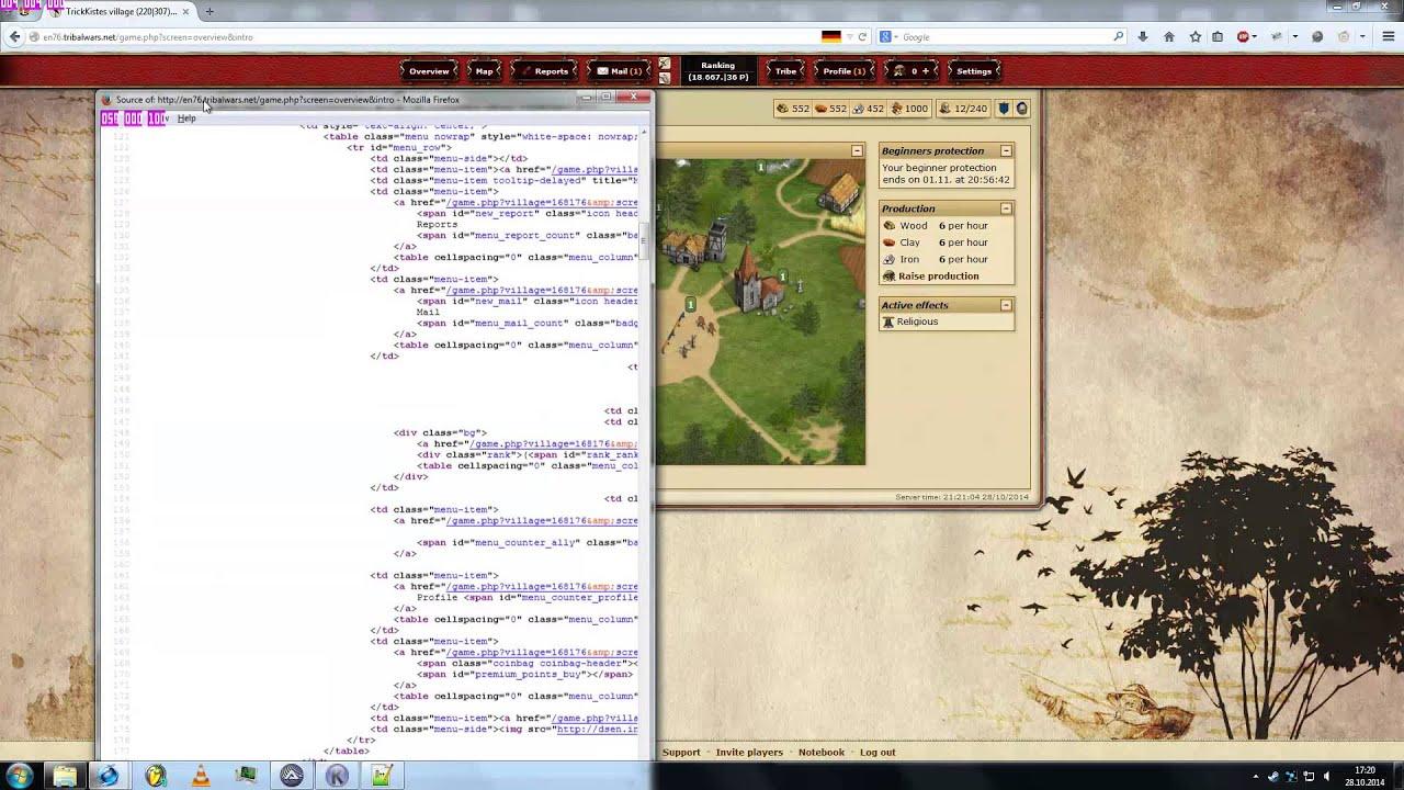 Browsergame Bot