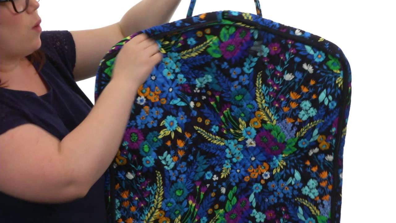 3bd28e900e Vera Bradley Luggage - Garment Bag SKU  8163148 - YouTube