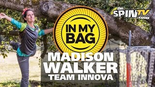 In My Bag with Madison Walker - Team Innova