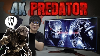 The Most Badass 4K Gaming Monitor - Acer Predator XB321HK
