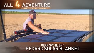 Gear Spotlight: REDARC Solar Blanket ► All 4 Adventure TV