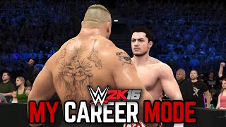 "WWE 2K16 My Career Mode - Ep. 28 - ""MIND GAMES!!"" [WWE MyCareer PS4/XBOX ONE/NEXT GEN Part 28]"