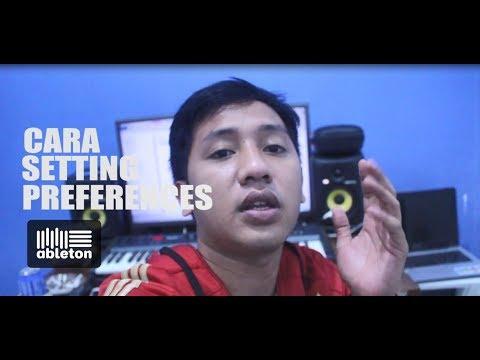 Tutorial Ableton live Bahasa Indonesia - Part 1