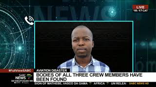 BREAKING NEWS | Bodies of three crew members recovered from aircraft crash