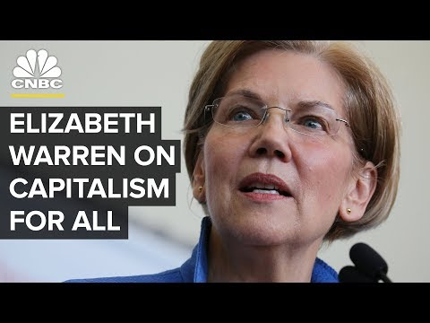 Sen. Elizabeth Warren On Trump, Making Capitalism Work For All