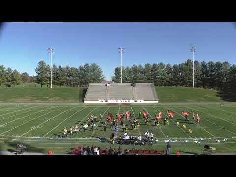 2019 Fort Chiswell high school marching band