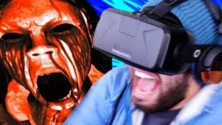 A MUST WATCH VIRTUAL REALITY HORROR GAME! | Oculus Rift DK2 | Affected: The Manor