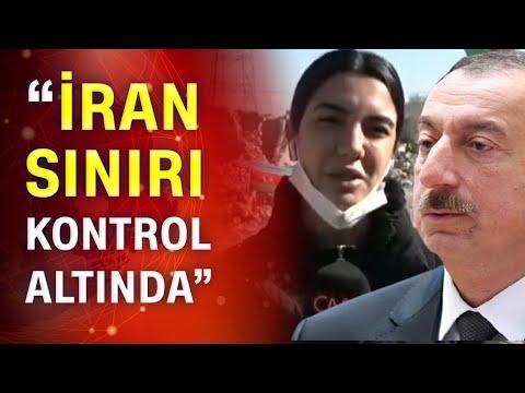 CNN Türk ekibi Azerbaycan cephe hattından son gelişmeleri aktardı!