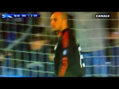 Chelsea 2-2 Liverpool Gol Falta Alex