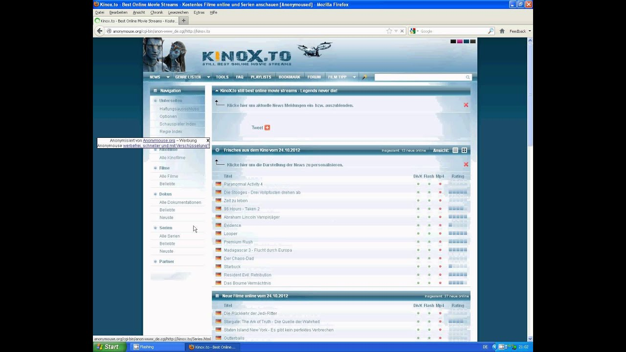 kinox sicher