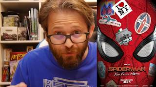 Spider-Man: Far From Home Spoiler Free Review