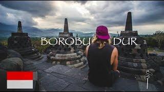 Der GRÖßTE BUDDHISTISCHE TEMPEL der Welt - Lohnt es sich? l Yogyakarta Java Tour #4
