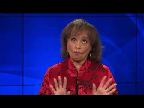 """Daphne Maxwell Reid on the Cook Book Well All Need """"Grace Soul and Mother Wit"""""""