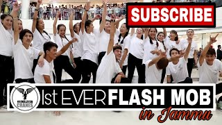 The First Ever Flash Mob in Jammu | Himalayan Cranes | Encourage Girls | One Team One Dream | Ladakh