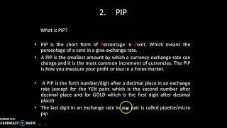 FOREX TANZANIA - Namna ya ku calculate PIPs PART 2 (KISWAHILI), scalpking