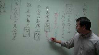 通信講座『要約文でぐうんぐん伸ばす!』野田の授業風景です。 入試に必...