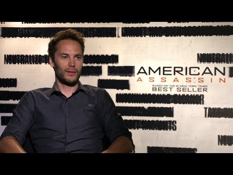 Interview with Taylor Kitsch for American Assassin