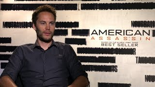 Video Interview with Taylor Kitsch for American Assassin download MP3, 3GP, MP4, WEBM, AVI, FLV September 2017