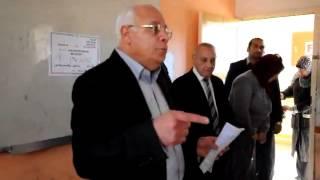فيديو..محافظ بورسعيد: «اللي بيأخد درس دراسات يبقي مش بني آدم»
