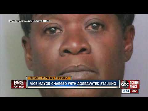 Fort Meade Vice Mayor arrested, charged with aggravated stalking; explicit voicemails released