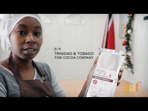 EAF | Trinidad & Tobago Fine Cocoa Company [PART ONE]