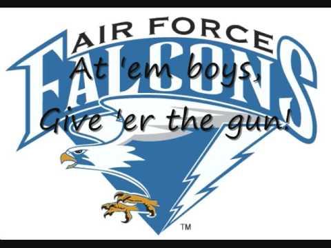 USAFA Fight Song with Lyrics!