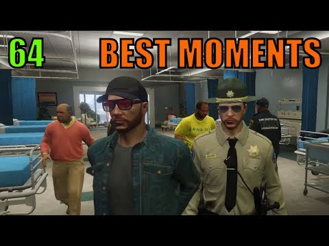 BEST OF GTA 5 NOPIXEL RP #64 | Eugene Saves Curtis, 17 Turning 18, Don't Look At Tony's GF, Grove St