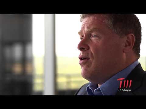 "T3 Advisors - Roy Hirshland ""Birth of T3 Advisors"""