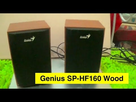 Genius SP-HF160 Active Computers & Accessories Accessories